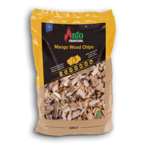 mango wood chips