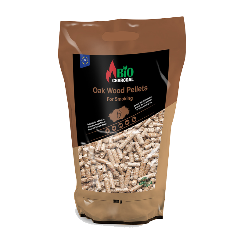 Oak Wood Pellets 300 g
